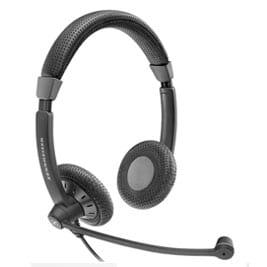 Sennheiser SC 70 USB MS Obuuszny zestaw słuchawkowy